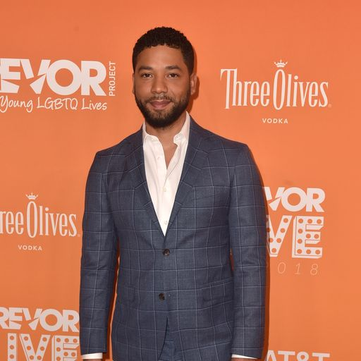 Empire actor Jussie Smollett 'staged attack over salary'