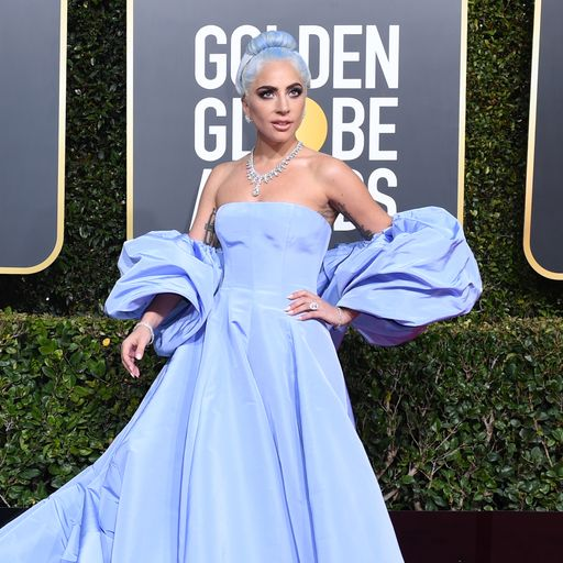 What the stars wore on the Golden Globes red carpet