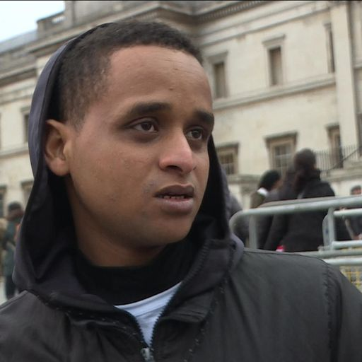 Young asylum seekers reveal why they took treacherous trail to UK