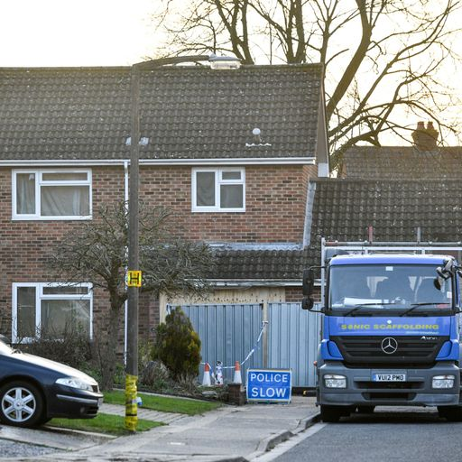 Timeline: How the Wiltshire novichok poisonings unfolded
