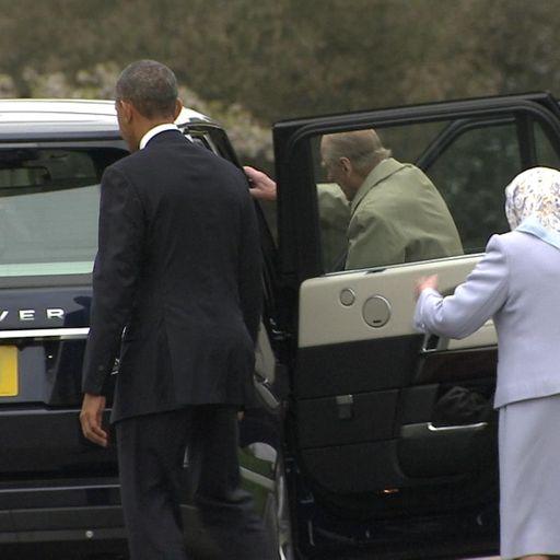 Should the duke still be driving at 97?
