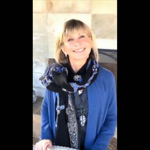 Olivia Newton-John dismisses rumours she is close to death