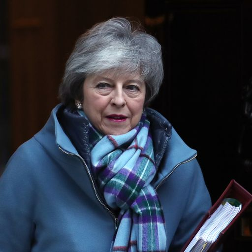 PM softens tone on customs union in Corbyn talks offer