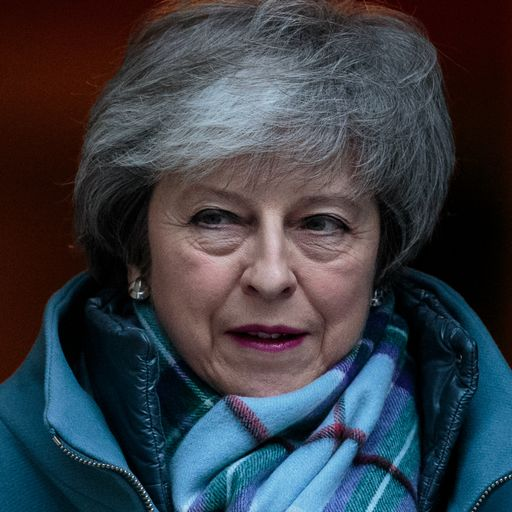 May 'could call June election' and vows to 'battle for Britain' during talks for new Brexit deal