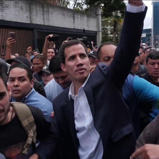 Venezuela's self-declared leader may struggle to stay free