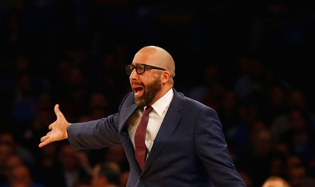 Knicks coach David Fizdale has brought back New York work ethic, says Bruce Bowen