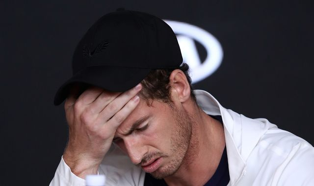 Murray weighs up Wimbledon swansong after five-set Australian Open thriller