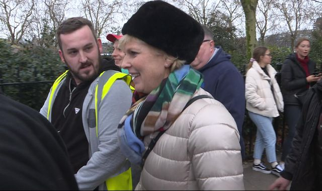 Protester James Goddard charged with harassment after Anna Soubry incident