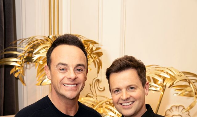 Ant is back: Emotional star reunited with Dec on Britain's Got Talent