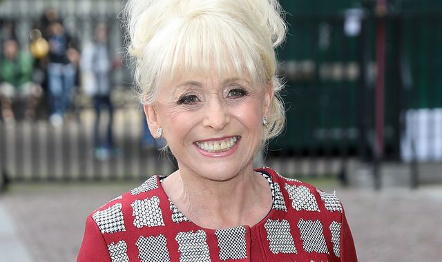 Dame Barbara Windsor is moved into care home as Alzheimer's worsens