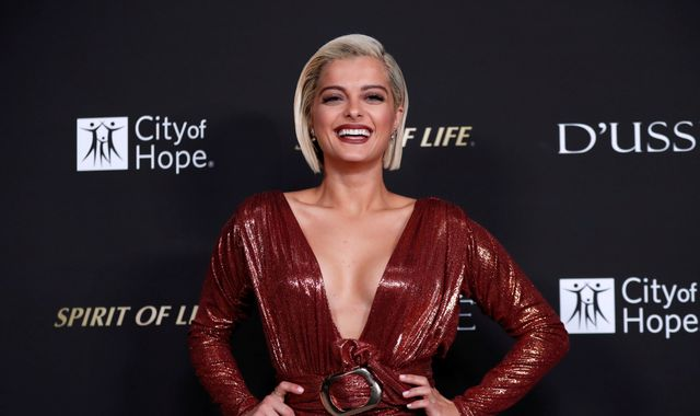 Bebe Rexha: Designers refuse to dress 'too big' US singer for Grammys