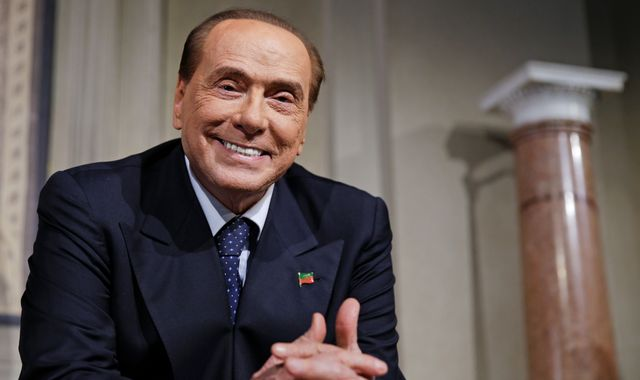 Silvio Berlusconi: Ex-Italian PM bounces back to run in EU Parliament elections