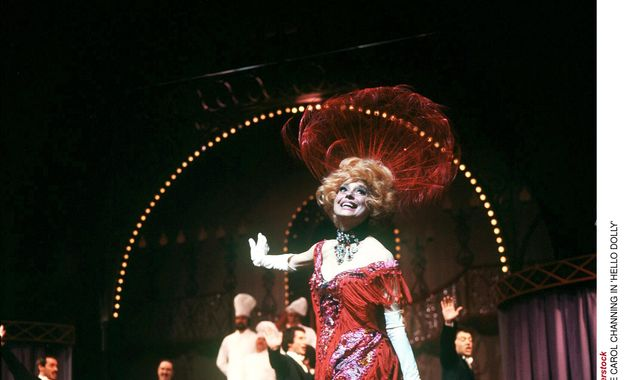 Broadway actress Carol Channing, who played Dolly in Hello, Dolly! musical, dies aged 97