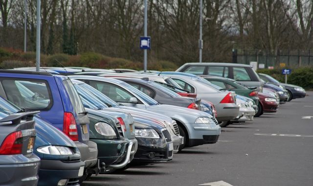Grey overtakes black as UK's most popular car colour for first time