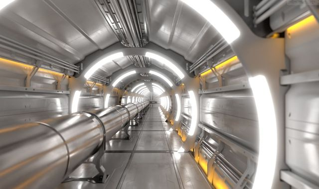 CERN plans even larger Large Hadron Collider to find more 'God particles'