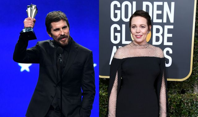 Olivia Colman and Christian Bale win again at Critics' Choice Awards