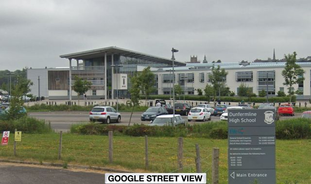Teens arrested and charged after pills make 10 pupils ill at Dunfermline High School