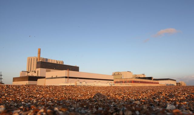 Consortium powers up bid for stake in £6bn nuclear fleet