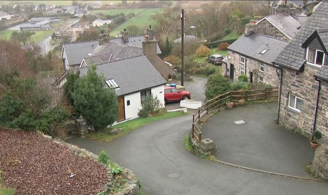 Has Wales got the world's steepest street?