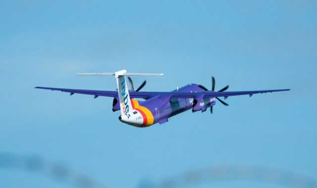 Flybe completes cut-price sale to Virgin after turbulent ride