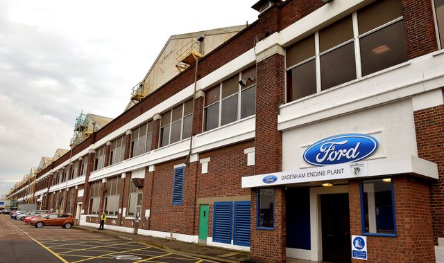 Ford axing 7,000 jobs including hundreds in UK