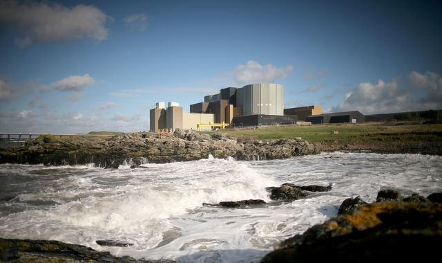 Hitachi to suspend work on £20bn nuclear reactor in Wales