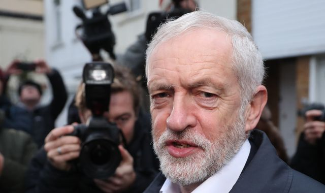 Why Jeremy Corbyn is unlikely to seek a second referendum anytime soon