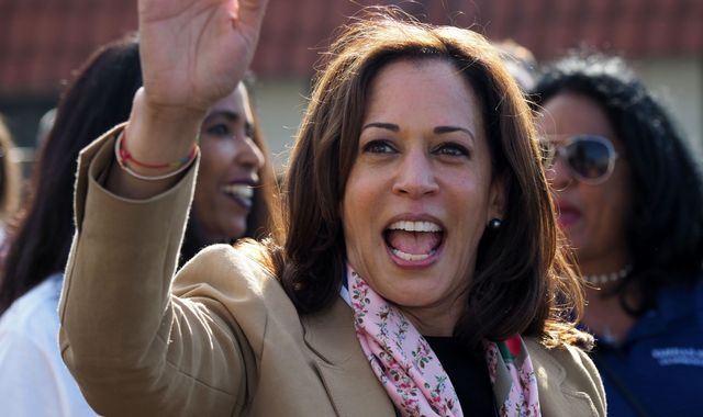 Kamala Harris: Democrat senator announces 2020 US presidential bid