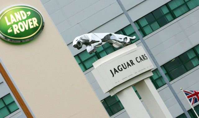 Jaguar Land Rover to cut 500 jobs at Merseyside factory