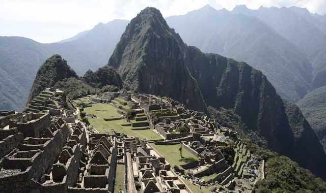 New ticket policy for Peru's Machu Picchu amid overtourism fears