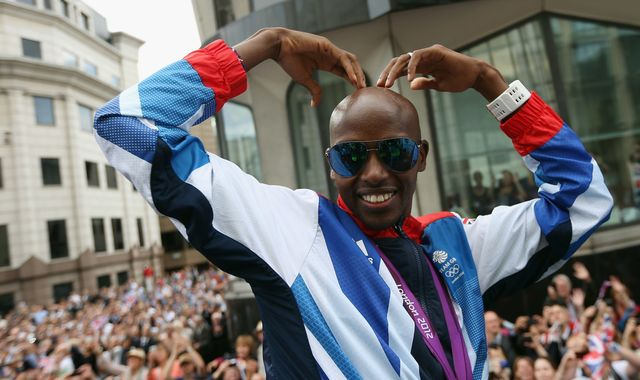 Sir Mo Farah 'kicked and hit' female athlete in hotel gym, claims Haile Gebrselassie