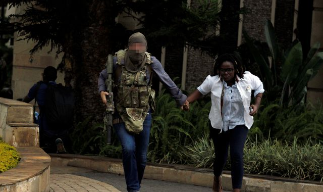 Kenya terror attack: SAS soldier 'helped in Nairobi rescue effort'