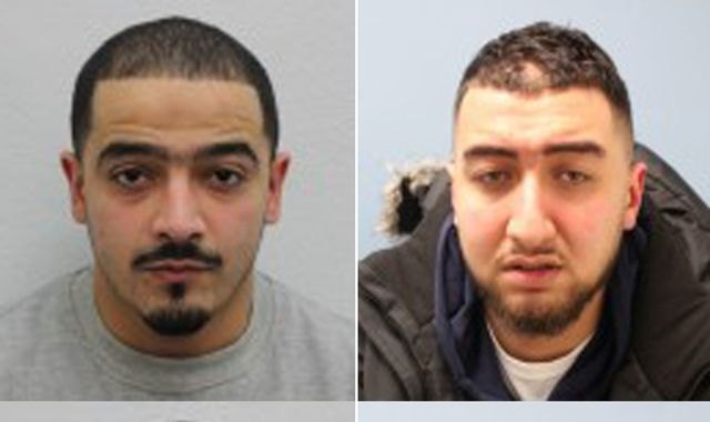 Park Lane New Year murder: Manhunt for 'dangerous' pair over Tudor Simionov killing