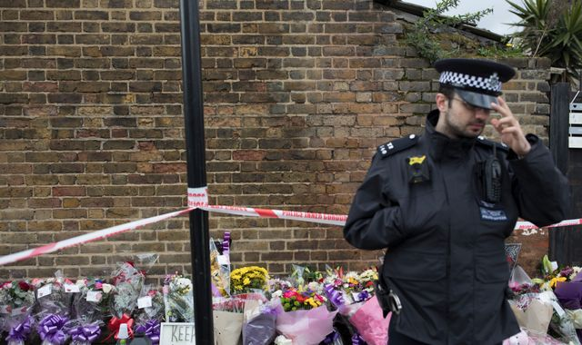 Number of murder police in London plummets as crime rises