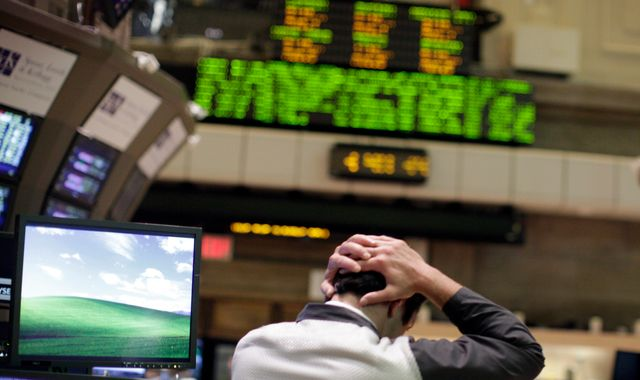 'Pessimism and uncertainty' as the risk of a global downturn looms