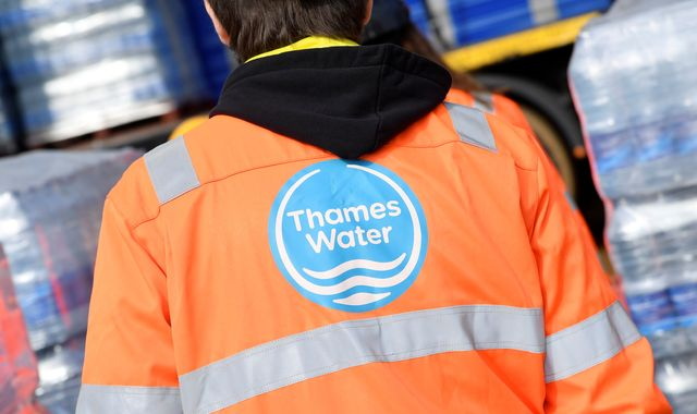 Thames Water braces for talks over £12bn debt mountain