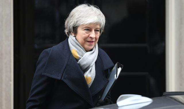 May faces no-confidence vote after record defeat on Brexit deal