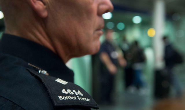 'Degradation of border security' under 'no-deal' Brexit, warns UK Border Force