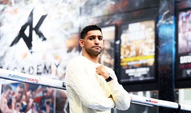 Amir Khan cannot be criticised for facing Terence Crawford instead of Kell Brook, says Eddie Hearn
