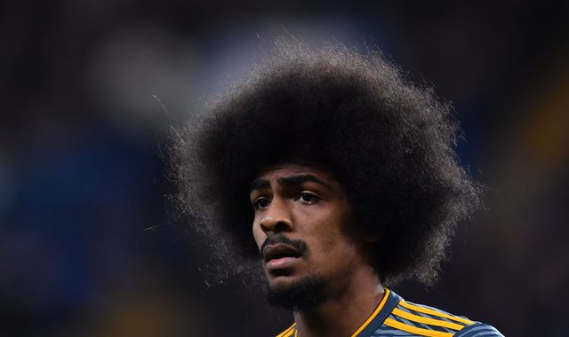 Hamza Choudhury interview: From being Jamie Vardy's boot boy to the Premier League