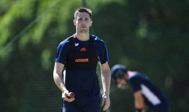 Chris Woakes eyeing England Test recall for series against Windies