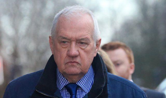 Hillsborough jury retire to consider verdicts in David Duckenfield and Graham Mackrell trial