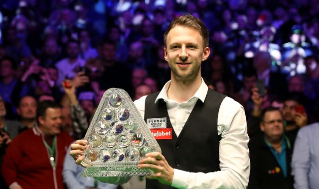 Judd Trump outclasses Ronnie O'Sullivan to claim his second 'Triple Crown' title