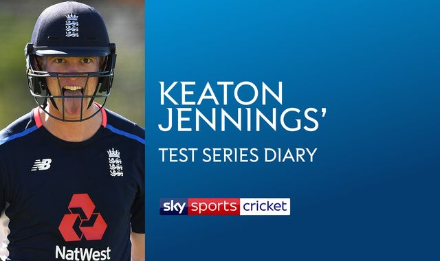 Keaton Jennings column: Short-leg stunners and preparing to face the Windies in Barbados