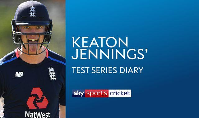 Keaton Jennings column: Short-leg stunners and preparing to face the Windies in Barbados