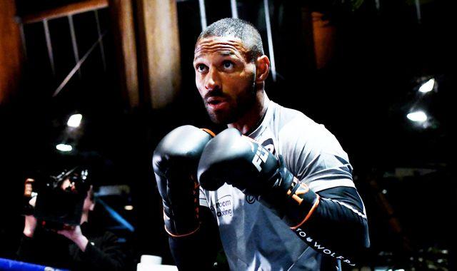 Joshua vs Miller: Kell Brook set to return on Anthony Joshua-Jarrell Miller bill in New York