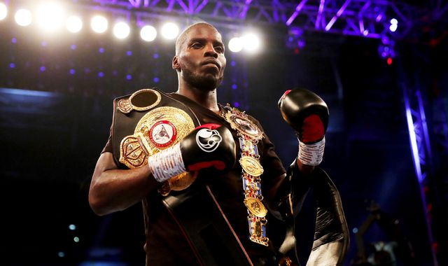 Edwards vs Moreno: Lawrence Okolie remains open to a heavyweight battle with Dillian Whyte