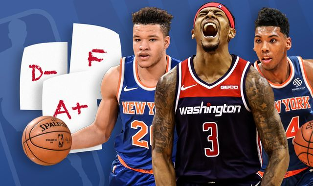 NBA London report card: New York Knicks and Washington Wizards assessed