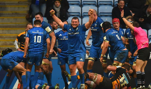 Champions Cup quarter-final draw: Saracens host Glasgow