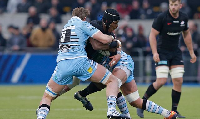 Team of the Week: Standout performers in final round of Champions Cup pool stage